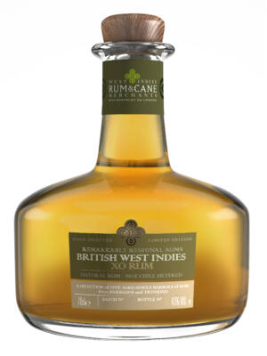 Rum Regions - British West Indies XO (0,7 l, 43%)