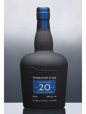 Rum Dictador 20 éves (0,7 l, 40%)