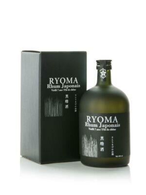 Rum Ryoma 7 éves (0,7 l, 40%)