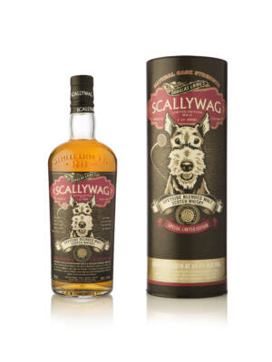 Scallywag Cask Strength No.2 (0,7 l, 54,1%)