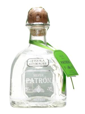 Tequila Patron Silver (0,7 l, 40%)