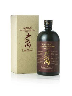 Togouchi 12 éves (0,7 l, 40%)