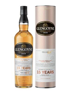 Glengoyne 15 éves (0,7 l, 43%)