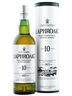 Laphroaig 10 éves (0,7 l, 40%)