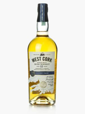 West Cork 12 éves Sherry Cask Finish (0,7 l, 43%)