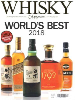 Whisky Magazine 2018 April