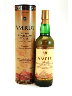 Amrut Indian Malt Whisky (0,7 l, 46%)