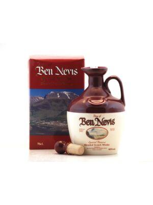 Ben Nevis kerámia dekanter (0,7 l, 40%)