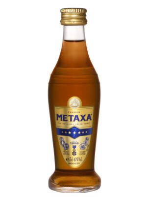 Metaxa 7 Star Mini (0,05 l, 40%)