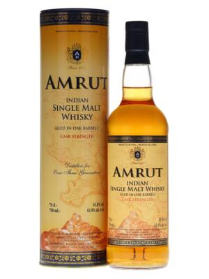 Amrut Cask Strength (0,7 l, 61,8%)
