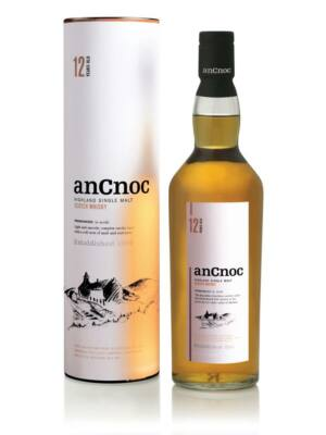 anCnoc 12 éves (0,7 l, 40%)
