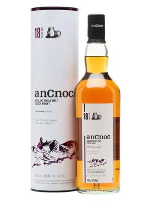 anCnoc 18 éves (0,7 l, 46%)
