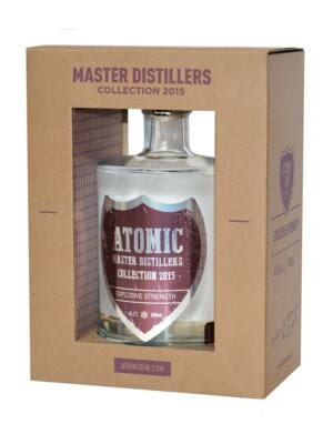 Gin Atomic Master Distillers Collection 2015 (0,5 l, 60,3%)
