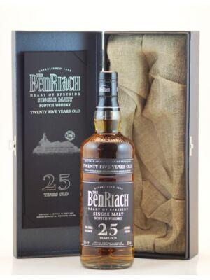 BenRiach 25 éves (0,7 l, 46,8%)