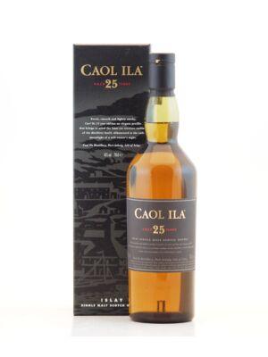 Caol Ila 25 éves (0,7 l, 43%)