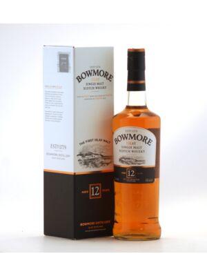 Bowmore 12 éves (0,7 l, 40%)