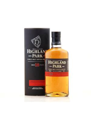 Highland Park 18 éves (0,7 l, 43%)