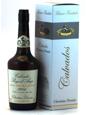 Calvados Christian Drouin 1984 (0,7 l, 42%)