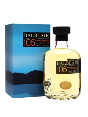 Balblair 2005 (0,7 l, 46%)