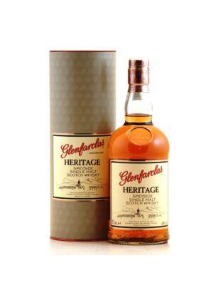 Glenfarclas Heritage 8 éves (0,7 l, 40%)