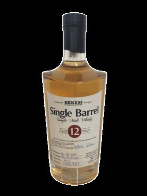 Békési Single Barrel 12 éves (0,7 l, 43%)