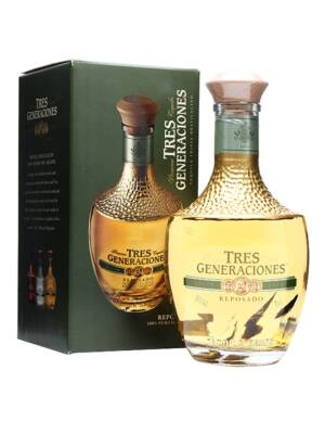 Tequila Tres Generaciones Reposado (0,7 l, 38%)