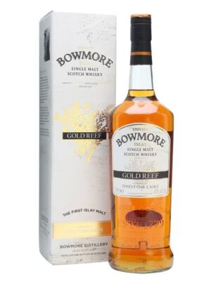 Bowmore Gold Reef (1,0 l, 43%)