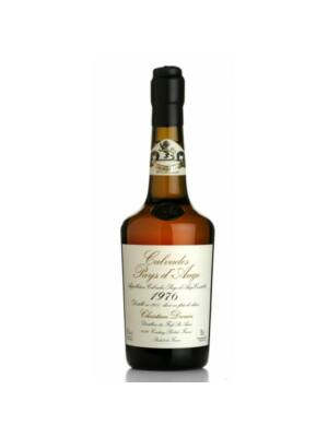 Calvados Christian Drouin 1976 (0,7 l, 42%)