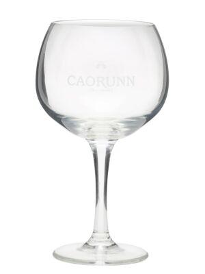 Gin Caorunn Copacabana pohár