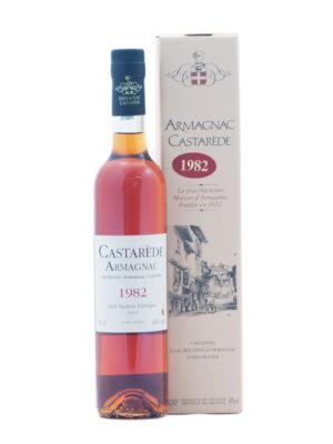 Armagnac Castarede 1982 (0,5 l, 40%)