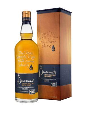 Benromach 10 éves (0,7 l, 43%)