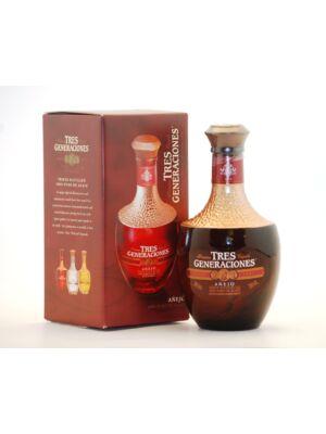 Tequila Tres Generaciones Anejo (0,7 l, 38%)