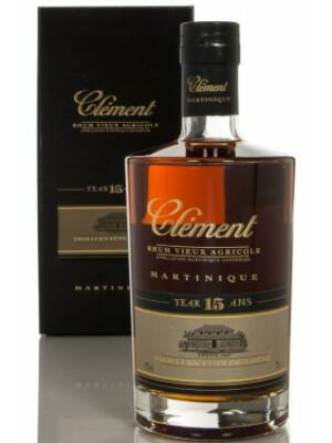 Rum Clement 15 éves (0,7 l, 42%)