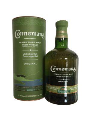Connemara Irish Peated Malt (0,7 l, 40%)