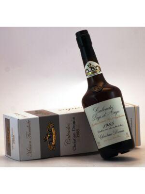 Calvados Christian Drouin 1965 (0,7 l, 42%)