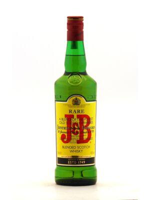 J&B (0,7 l, 40%)