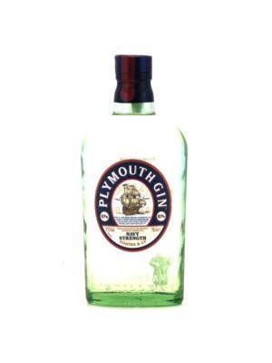 Gin Plymouth Navy Strength (0,7 l, 57%)