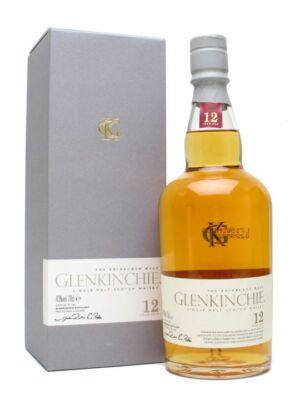 Glenkinchie 12 éves (0,7 l, 43%)
