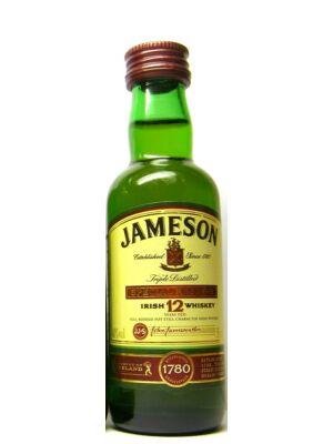 Jameson 12 éves Mini (0,05 l, 40%)