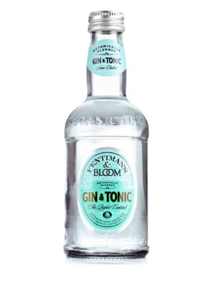 Fentimans and Bloom Gin and Tonic (0,275 l, 6,5%)