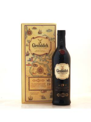 Glenfiddich 19 éves Discovery (0,7 l, 40%)