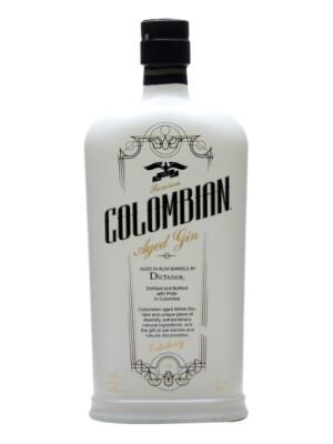 Gin Dictador Columbian Aged White (0,7 l, 43%)
