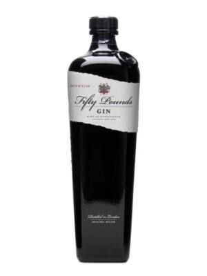 Gin Fifty Pounds Dry (0,7 l, 43,5%)