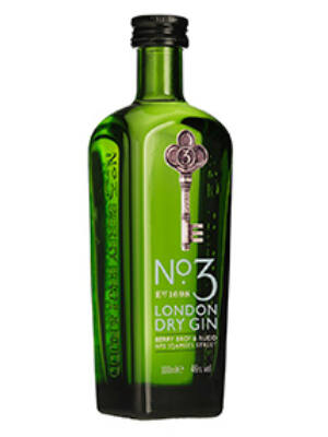 Gin No.3 London Dry mini (0,1 l, 46%)
