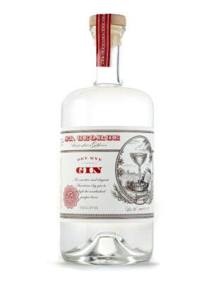 Gin St. George Dry Rye (0,7 l, 45%)