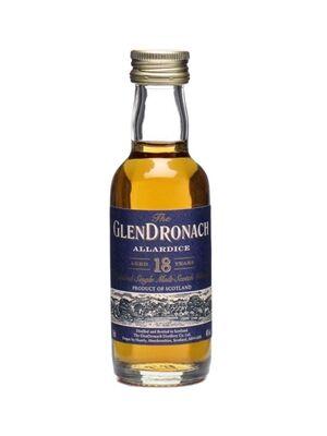 Glendronach 18 éves Mini (0,05 l, 46%)