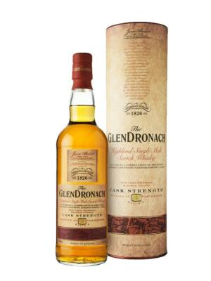 Glendronach Cask Strength Batch 5. (0,7 l, 55,3%)