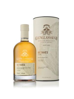 Glenglassaugh Octaves Classic (0,7 l, 44%)