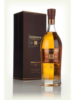 Glenmorangie 18 éves Extremly Rare (0,7 l, 43%)