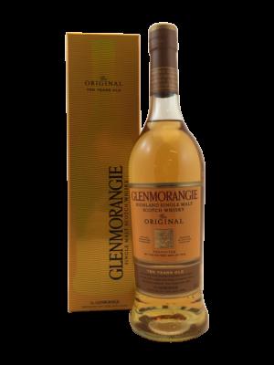 Glenmorangie 10 éves Original - díszdobozzal (0,7 l, 40%)